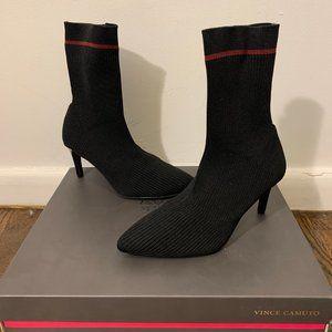 "Vince Camuto ""Roreeta"" Sock Booties Size 5.5"